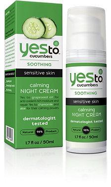Ulta Yes to Yes to Cucumber Calming Night Cream