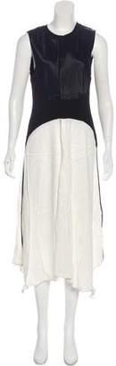 DKNY Sleeveless Maxi Dress w/ Tags