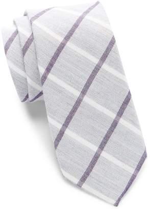 Original Penguin Spadea Plaid Tie