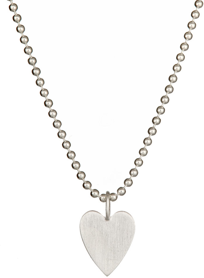 Arena CPH Lilly Silver Necklace