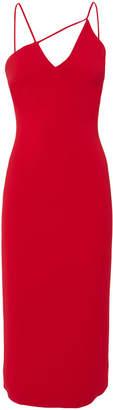 Cushnie et Ochs Karina Red Pencil Dress
