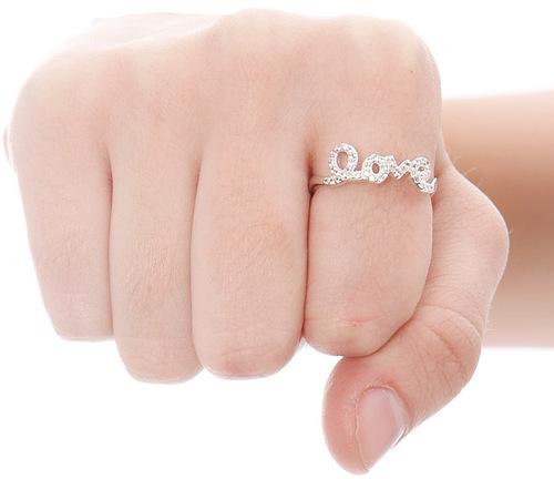 Singer22 Alex Mika Love Ring