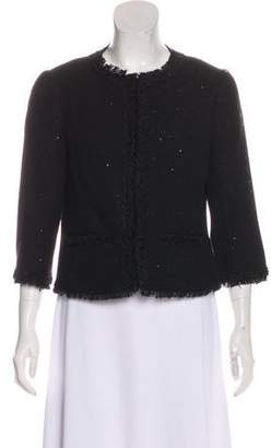 Trina Turk Long Sleeve Casual Jacket