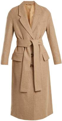 ACNE STUDIOS Cade wool-blend coat