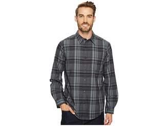 Exofficio Kensington Plaid Long Sleeve Shirt Men's Long Sleeve Button Up