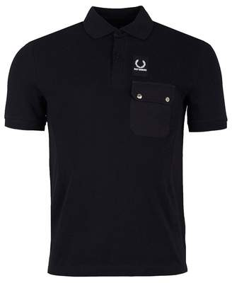 Raf Simons Fred Perry Pocket Detail Polo