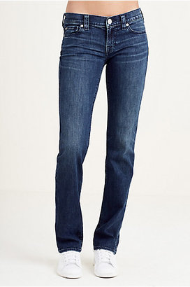 Billie Straight Womens Jean $189 thestylecure.com
