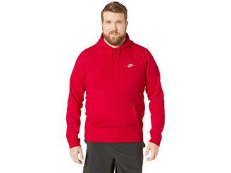 Nike Big Tall Club Fleece Pullover Hoodie