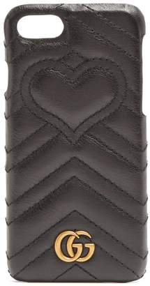 Gucci GG Marmont quilted-leather iPhone® 7 case