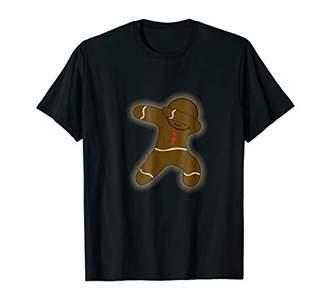 Dabbing Gingerbread Man Christmas 2017 Shirt