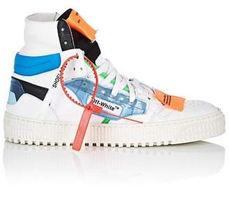 Off-White Off - White c/o Virgil Abloh Women's Off Court 3.0 Leather Sneakers - White
