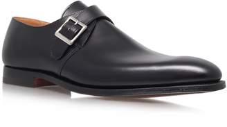 Crockett Jones Crockett & Jones Single Monk Shoe