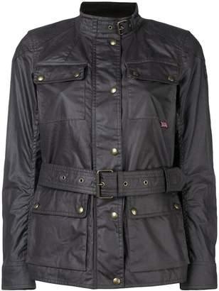 Belstaff belted lightweight jacket