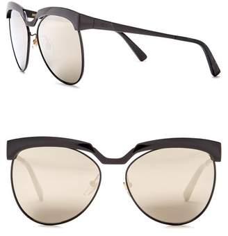 MCM Women's Clubmaster 58mm Metal Frame Sunglasses