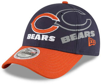New Era Boys' Chicago Bears Side Flect 9FORTY Cap