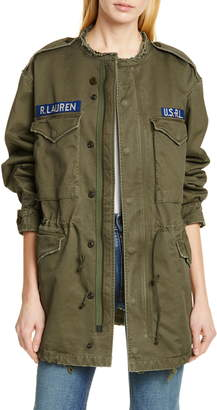 Polo Ralph Lauren Vintage Combat Cotton Jacket