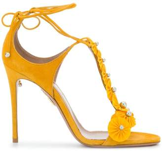 Aquazzura Exotic sandals