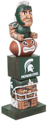 Evergreen Michigan State Spartans Tiki Totem