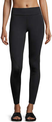 Alala Captain Tight Leggings with Mesh-Panel