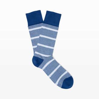 Club Monaco Block Feeder Stripe Sock