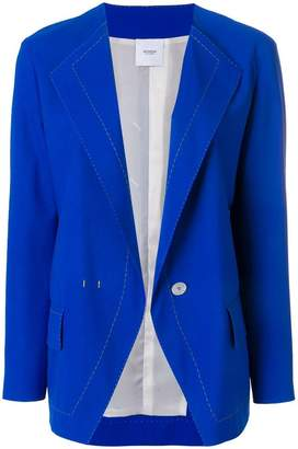 Agnona oversized blazer