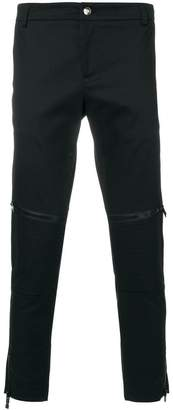 Les Hommes Urban zipped track pants