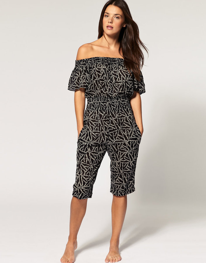French Connection Shimaree Beach Jumpsuit