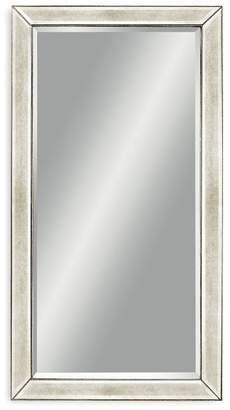 Pottery Barn Beveled Glass Beaded Rectangular Mirror - Large
