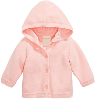 First Impressions Baby Girl Hooded Cardigan
