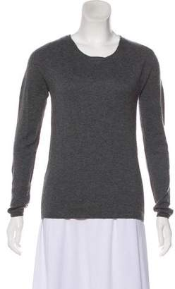 Burberry Cashmere Lightweight Sweater w/ Tags