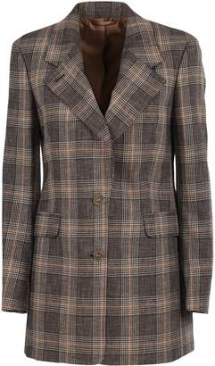 Acne Studios Studio Checked Blazer