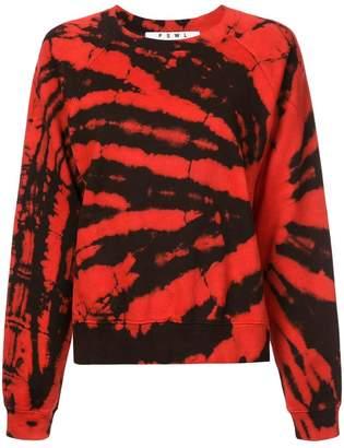 Proenza Schouler PSWL Tie Dye Sweatshirt