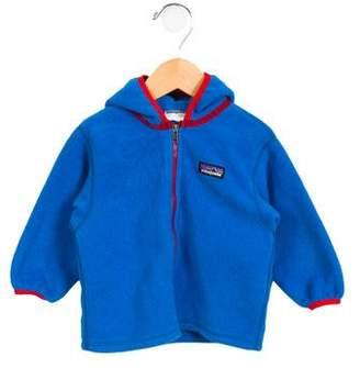 Patagonia Boys' Lightweight Zip-Up Jacket