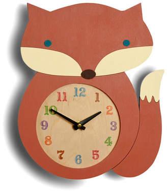 Lee Tree by Kerri Fox Clock