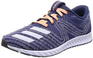 sports shoes b132a 9ad3b adidas Womenss Aerobounce PR Running Shoes, Aero BlueNoble Indigo, ...