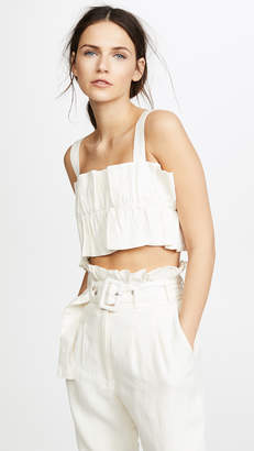 Aster Steele Crop Top