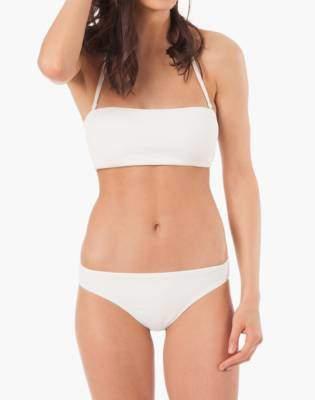 Madewell LIVELY Bikini Bottom in Navy