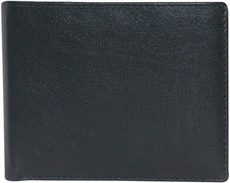 JCPenney Buxton Houston RFID Leather Credit Card Wallet