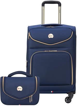 Delsey Envysion 2-Piece Luggage Set