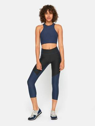 Outdoor Voices 3/4 Two-Tone Legging