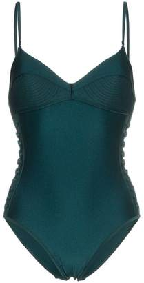Zimmermann Melody Bullet cutout swimsuit