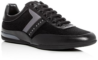 BOSS Green Space Lace Up Sneakers $175 thestylecure.com