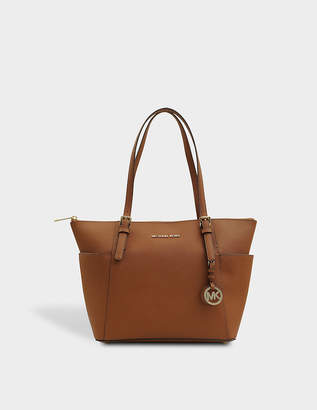 MICHAEL Michael Kors Jet Set Item Ew top zipped Tote