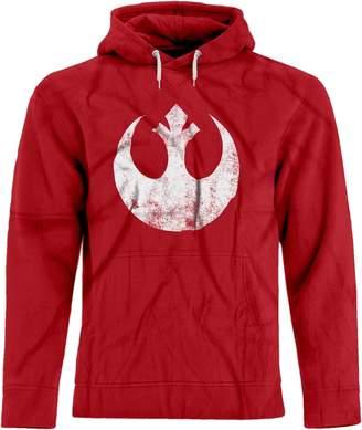 Star Wars BSW Men's Rebel Alliance Starbird Insignia Phoenix Premium Hoodie LRG