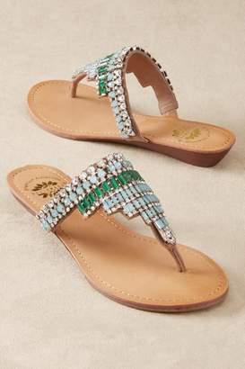 Soft Surroundings Tiara Sandals