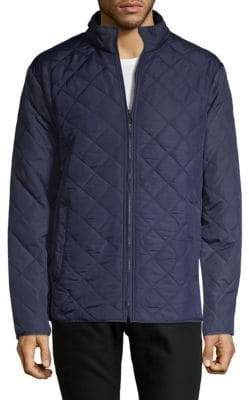 Hawke & Co Wind-Resistant Quilted Jacket
