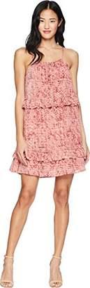 Jack by BB Dakota Junior's Logan Beach Batik Printed Dress