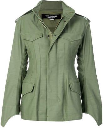 Junya Watanabe zipped flared jacket