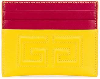 Givenchy logo emblem cardholder