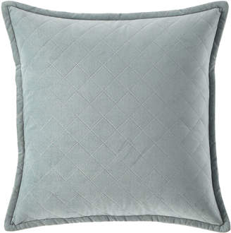 "Austin Horn Classics Elite Velvet Diamond Pillow, 18""Sq."